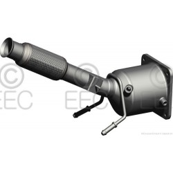 CATALYSEUR PEUGEOT 407 SW 2.0 HDi 16v