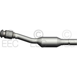 CATALYSEUR PEUGEOT 206 2.0i 16v GTi S