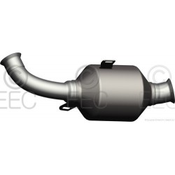 CATALYSEUR PEUGEOT 206 1.4 HDi