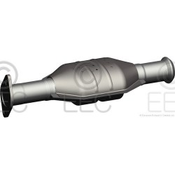 CATALYSEUR RENAULT RAPID 1.4i