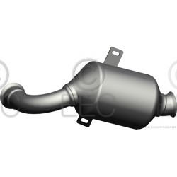 CATALYSEUR CITROEN C1 1.4 HDi 8v