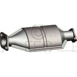 CATALYSEUR MAZDA MX 3 1.8i 24v v6