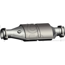 CATALYSEUR VOLVO 440 1.7i