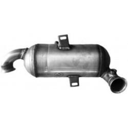 Catalyseur + Filtre à particules Peugeot 207 1.4 HDI