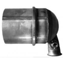 Filtre à particules FAP/DPF Peugeot 207 1.4 HDI