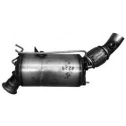 Filtre à particules FAP/DPF BMW 118d
