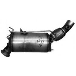 Filtre à particules FAP/DPF  BMW 318d