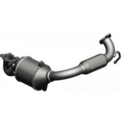 CATALYSEUR FORD FUSION 1.4 TDCi