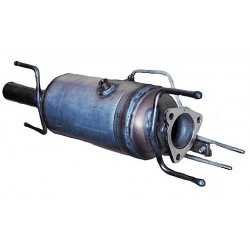 Catalyseur+Filtre à particules Saab 9-3 1.9TiD (Z19DT, Z19DTL)